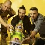 """""""Zilele Prieteniei Bergenbier"""", cel mai mare turneu muzical al verii 2014 ajunge pentru prima dată în Alba Iulia"""