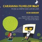Caravana Filmelor NexT soseṣte duminică la Alba Iulia. Vezi programul evenimentului
