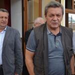 """Ioan Rus la Alba Iulia: """"Tronsonul de cale ferată Coşlariu – Vinţu de Jos are un nou termen de finalizare – 30 noiembrie 2015"""""""