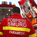 Bătrân de 74 de ani din Alba Iulia accidentat de un autoturism după ce a traversat Bulevardul Republicii prin loc nepermis