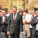 Klaus Iohannis s-a întâlnit cu simpatizanții ACL din județul Alba