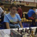 """Mihnea Costachi, de la CSU Alba Iulia, pe podium in Memorialul """"Emil Pessi"""""""