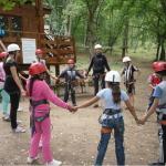 Circa 280 de copii au participat la atelierele educaționale organizate de Filantropia Alba pe Dealul Mamut din Alba Iulia