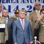 Ministrul Apărării, Mircea Dușa, impresionat de elevii Colegiului Militar din Alba Iulia