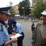 Campanie de informare a populației derulată de polițiști la Alba Iulia în vederea prevenirii furturilor și tâlhăriilor