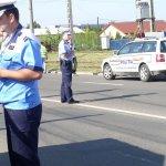 O autoutilitară furată din Franţa, depistată în trafic, de poliţiştii din Alba Iulia