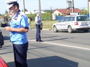politistii-control-trafic