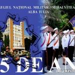 """95 ani de la înfințarea Colegiului Militar ,,Mihai Viteazul"""" din Alba Iulia"""