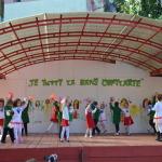 """300 de perșcolari au participat ieri la concursul de dans """"Te invit la dans copilărie"""" desfășurat la Grădinița Nr. 12 din Alba Iulia"""