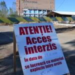 Fosta Fabrică Refractara din Alba Iulia a fost demolată în totalitate
