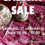 Sâmbătă: Gallery Sale – un târg unde toate produsele vor fi donate