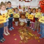 """Grădinița """"Dumbrava minunată"""" din Alba Iulia se pregătește și în acest an pentru """"Festivalul Toamnei"""""""