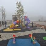 """A fost inaugurat parcul de joacă """"Regina Maria"""" din Cetatea Alba Carolina"""