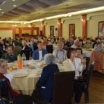 Ziua Internațională a Vârstnicilor sărbătorită astăzi la restaurantul Mercur Magic din Alba Iulia