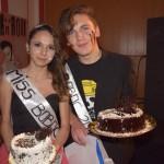 """Bianca Popa și Ionuț Tuț sunt Miss și Mister Boboc 2014 ai Liceul """"Regina Maria"""" din Alba Iulia"""