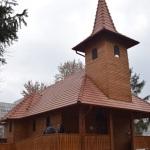 Biserica ridicată în curtea Spitalului Județean din Alba Iulia va fi sfințită de sărbători