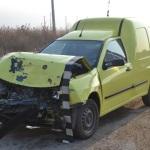 O persoană a fost rănită, în urma unui accident de circulație petrecut astăzi, pe șoseaua de centura a municipiului Alba Iulia