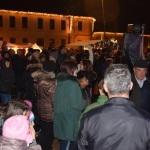 """S-a deschis oficial """"Parcul Sărbătorilor de Iarnă"""" din Alba Iulia"""
