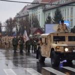 1 Decembrie 2016: Show pirotehnic 3D, paradă militară, concerte Andra&Zdob și Zdub și masă populară cu trei tone de fasole și cârnați, la Alba Iulia