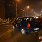 6 persoane au fost rănite, în această seară, în urma unui accident rutier petrecut între Alba Iulia și Micești