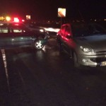 Accident rutier soldat cu rănirea a două persoane, la Oarda de Jos