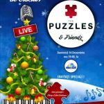 """Duminică: trupa """"The Puzzles&Friends"""" va oferi albaiulienilor un Concert de Crăciun în cadrul Alba Mall"""