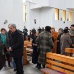 """Moaștele Sfântului Ierarh Nicolae, depuse la Biserica greco-catolică """"Sfântul Spirit"""" din Alba Iulia"""