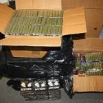 Peste 30.000 de articole pirotehnice au fost confiscate de poliţişti la Alba Iulia