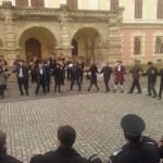156 de ani de la Unirea Principatelor Române sărbătoriți la Alba Iulia