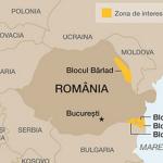 Compania Chevron a anunțat că renunţă la gazele de şist din România