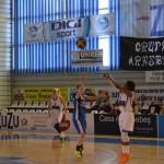 Meci mult mai greu decât se anticipa: CSU Alba Iulia – Nova Vita Tg. Mureş 69-54