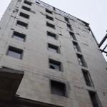 Incendiu la o clădire aflată în construcție în apropierea Stației CFR din Alba Iulia