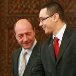 """Victor Ponta: """"Traian Băsescu se teme să nu fie denunțat la DNA de către Elena Udrea"""""""