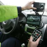 Tânăr din Alba Iulia surprins de radar pe Autostrada A3 gonind cu nu mai puțin de 215 Km/h