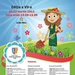 Consiliul Județean Alba organizează, între 20-22 martie 2015, cea de-a VII-a ediţie a Târgului Grădinarului
