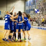 CSU Alba Iulia a învins pe CSBT Alexandria cu scorul de 60-59 și s-a calificat în Final Four