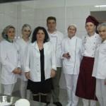 Elevi ai Colegiului Economic din Alba Iulia premiați la concursuri culinare organizate la Cluj-Napoca