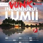 """Turneul """"Înconjurul Lumii"""" al trupei VUNK trece și prin Alba Iulia"""