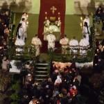 Mii de albaiulieni au venit să ia Lumină, la Catedrala Reîntregirii Neamului din Alba Iulia
