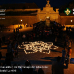 """În 9 mai are loc la Alba Iulia """"Festivalul Luminii"""", în zona Obeliscului din Cetatea Alba Carolina"""