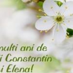 Mesaje de SFINŢII CONSTANTIN şi ELENA 2015. SMS-uri, felicitări, urări de ziua numelui | albaiuliainfo.ro
