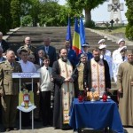 Ceremonial religios, depuneri de coroane și defilare militară de Ziua Eroilor, la Alba Iulia