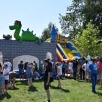 Alba Iulia s-a transformat de Ziua Internațională a Copilului într-un tărâm de poveste pentru cei mici