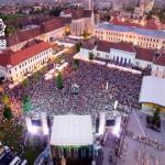Peste 30.000 de persoane au participat la Alba Fest 2015 stabilind astfel un nou record