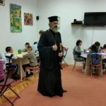 """Centrul Educaţional """"Sfântul Nicolae"""" din Alba Iulia  vizitat de ÎPS Irineu"""