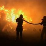 Intervenție a pompierilor din Alba Iulia pentru stingerea unui incendiu izbucnit la o anexă gospodărească din Limba
