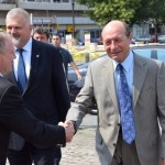 """Traian Băsescu, la Alba Iulia: """"Obiectivul de țară trebuie să fie unirea României cu Republica Moldova"""""""