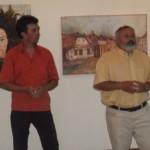 Expoziţie de pictură aparținând artistului Cătălin Muntean, la Galeriile de Artă din Alba Iulia