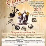 8 și 9 August: Spectacole cu muzică, dansuri, jonglerii şi teatru medieval în Cetatea Alba Iulia