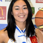Sonia Ursu Kim va evolua în sezonul viitor la CSU Alba Iulia